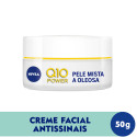 Nívea Q10 Power Antissinais Creme Facial Dia FPS30 50g