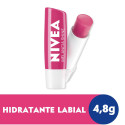 Protetor Labial Nívea Lip Care Melancia Shine 4,8g