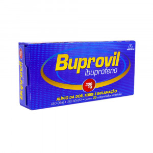 Buprovil 300mg c/ 20 Comprimidos