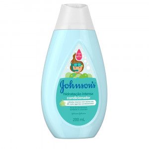Condicionador Johnsons Baby Hidratação Intensa 200mL