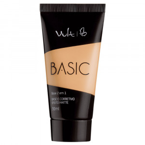 Vult Base Líquida Basic 2 em 1 30mL - 02