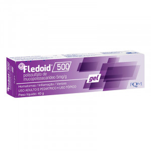 Fledoid 500 Gel 5mg/g 40g