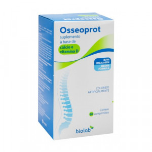 OsseoProt D5 250mg c/ 60 Comprimidos